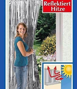 Wärme Schutz Vorhang Isolier Schutz: Amazon.de: Küche & Haushalt