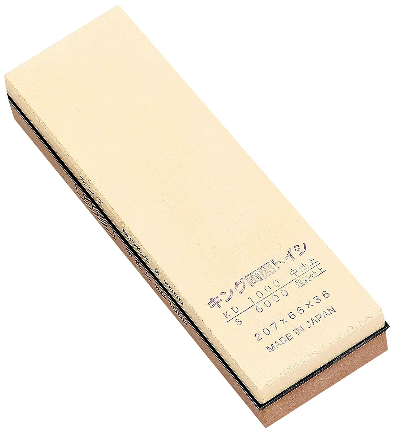 King KDS 1000/6000  Combination Grit Whetstone (Medium) by King kingkds10 7422ah