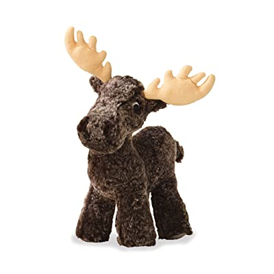 "Manhattan Toy Voyagers Aspen The Moose Stuffed Animal, 9.5"": Toys & Games"