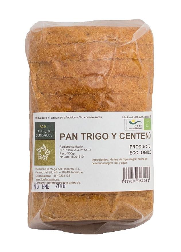 Pan de Trigo y Centeno integral 500gr.: Amazon.es: Alimentación y bebidas