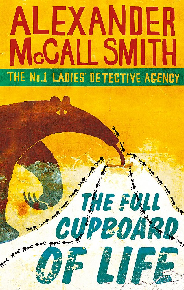 Download The Full Cupboard of Life (No.1 Ladies' Detective Agency) ebook