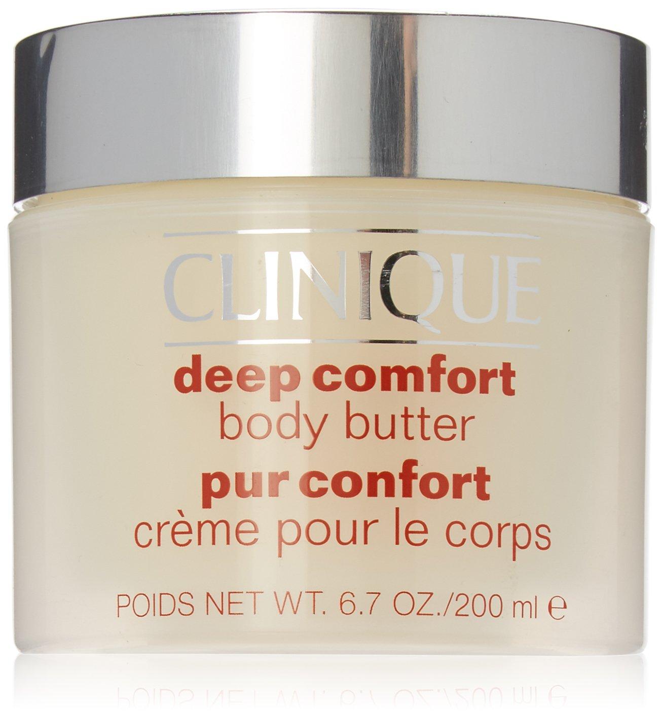 Clinique Deep Comfort Body Butter 6.7 oz / 200 mL : Cliniqe Body : Beauty