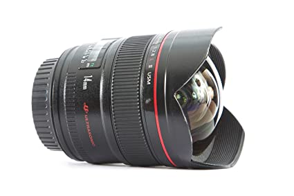 20a72a4ac6aac Amazon.com   Canon EF 14mm f 2.8L II USM Ultra-Wide Angle Fixed Lens ...