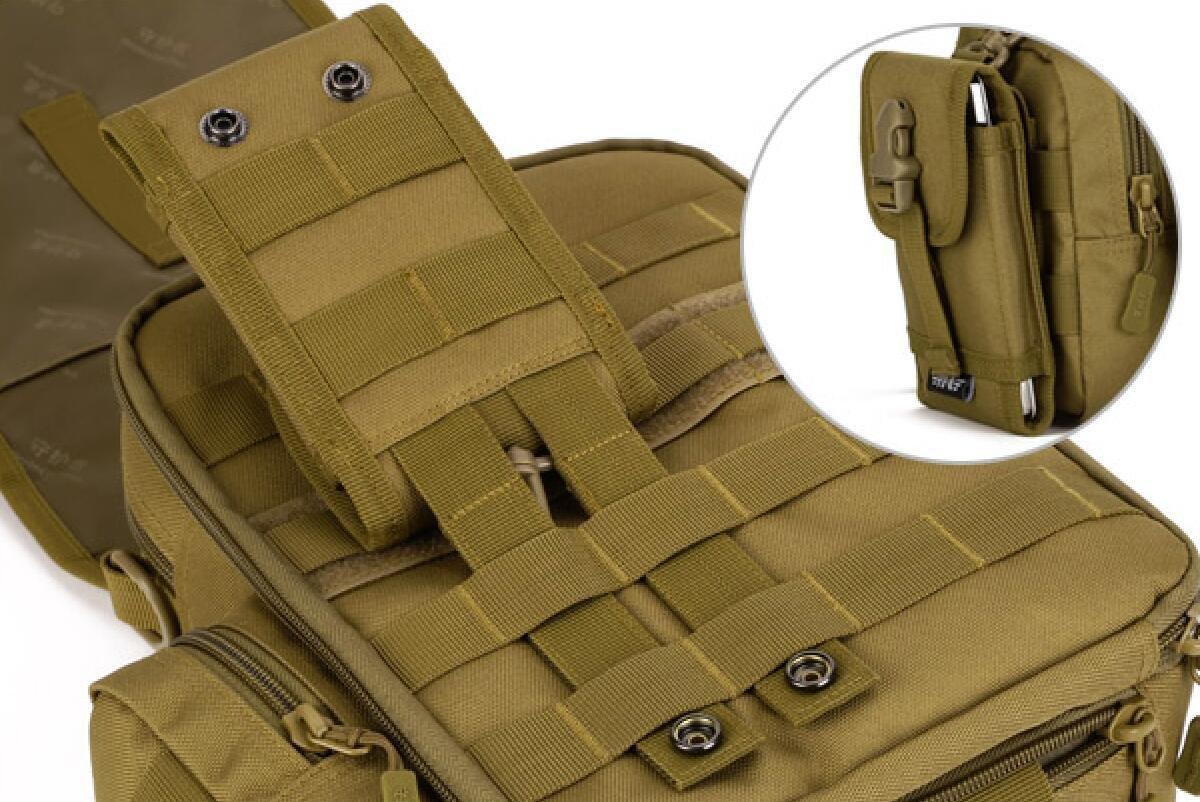 La del bolsa de mensajero del La recorrido al aire montar a caballo del bolso de hombro de nylon de 26  29  12cm , 4 e0b891