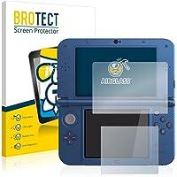 BROTECT Protector Pantalla Cristal Compatible con Nintendo New