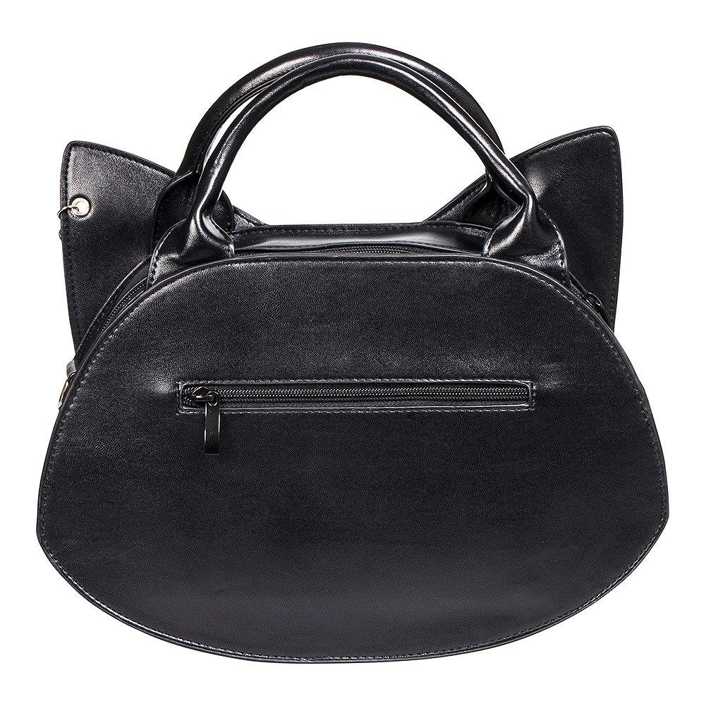 dad34f8ee19 Banned Bag Of Tricks Handbag (Black): Amazon.co.uk: Shoes & Bags