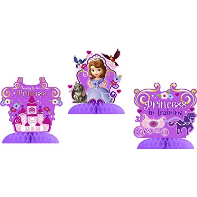 Hallmark Disney Junior Sofia the First Tabletop Decorations: Toys & Games