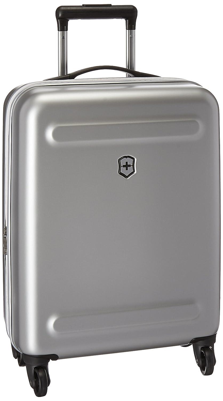 [ビクトリノックス] 公式 Etherius Global Carry-On, Silver 保証書付 Etherius 機内持込可 保証付 34L 55cm 2.8kg 601699 B01N5MFE7Yシルバー