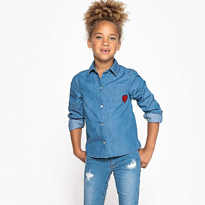 3-12 Years La Redoute Collections Big Boys Straight Jeans