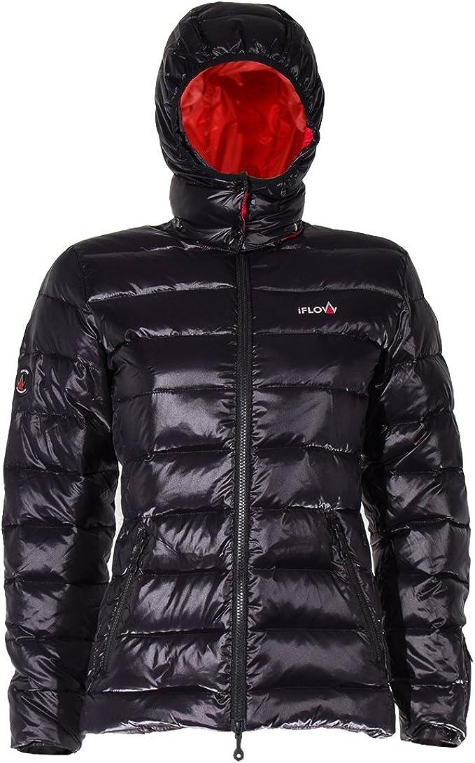 iFLOW Damen Black Series Jacket Women Jacke: