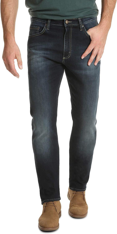 Wrangler Mens Authentics Premium Athletic Fit Jean Jeans