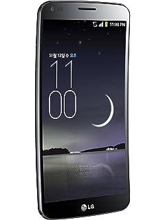 Amazon com: LG G Flex 2 H950 32GB Unlocked GSM Curved P-OLED 4G LTE