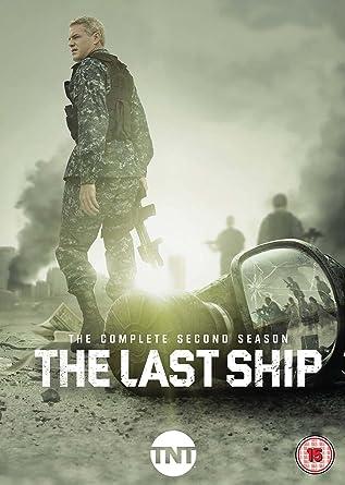The Last Ship Season 2 Dvd Amazon Co Uk Eric Dane Travis Van