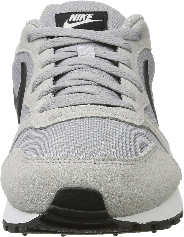 Zapatillas NIKE MD Runner 2 para Hombre en Gamuza Gris 749794-001: Amazon.es: Zapatos y complementos