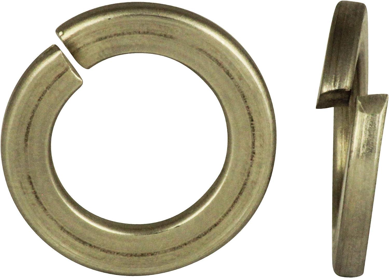 Sperringe Federscheiben M20 - Federringe DIN 127 Form B Eisenwaren2000 rostfrei Sprengringe 20 St/ück Edelstahl A2 V2A