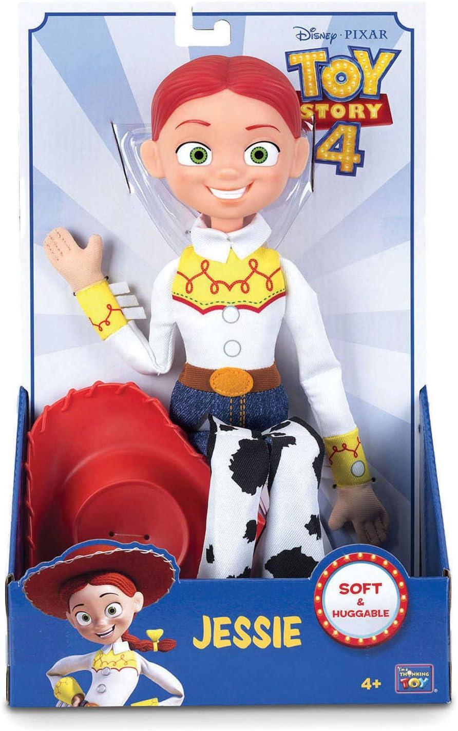 Toy Story Figura Jessie la Vaquera 35 cm (BIZAK 61234112)