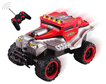 "Remote Control RC Truck Truggy Car WATERPROOF ""Turbo Mirage"" LED Wheel Lights 1"