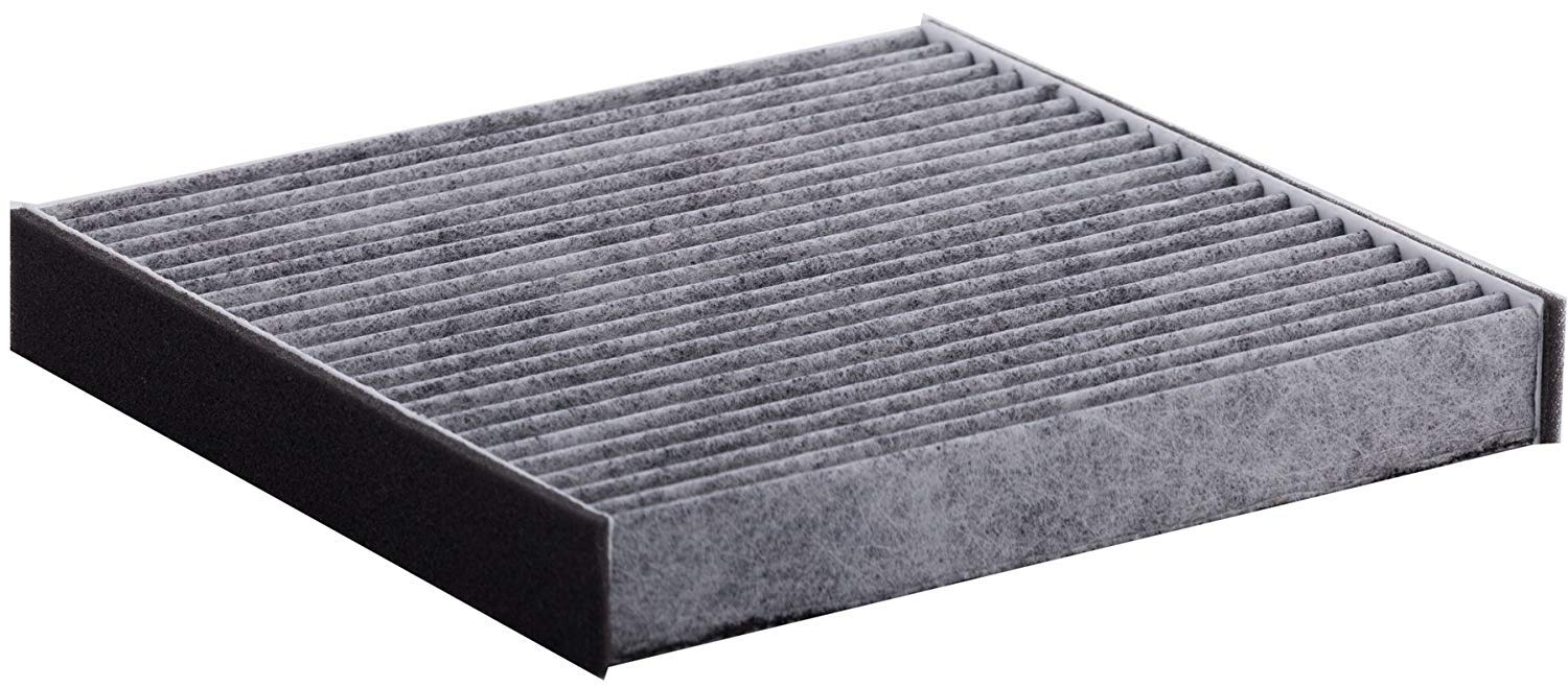 PG Cabin Air Filter PC5667C |Fits 2005-2019 various models of Toyota, Lexus, Jaguar, Subaru, Land Rover (Charcaol Media Pack of 6) by Premium Guard (Image #4)