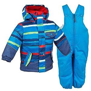 Jupa Adam Two-Piece Ski Suit Toddler Boys