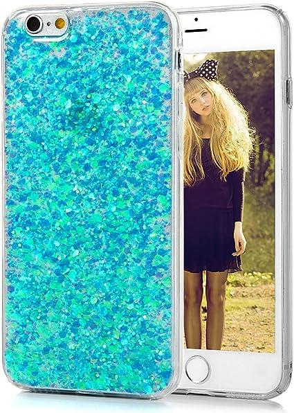 iPhone 6 & 6S Powder Glitter Cover