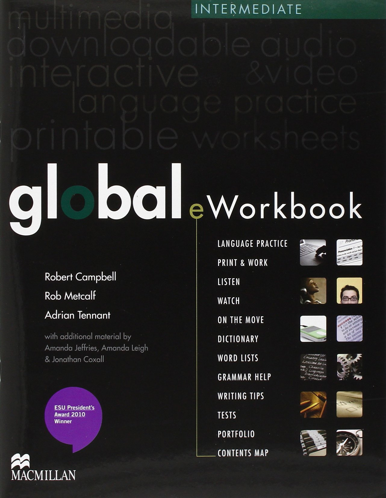 Global intermediate students book pack lindsay clandfield global intermediate students book pack lindsay clandfield 9780230033030 amazon books fandeluxe Choice Image