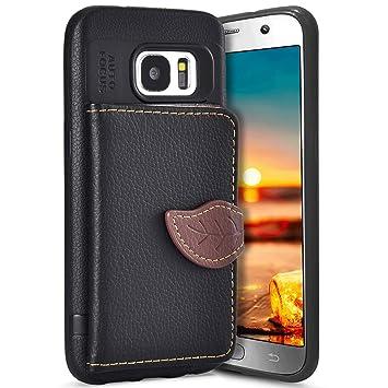 Robinsoni Fundas Compatible con Samsung Galaxy S7 Funda ...