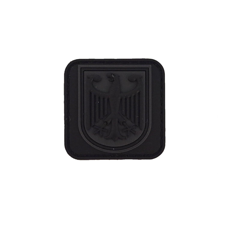 JTG Kleiner Bundespolizei Patch, blackops/JTG 3D Rubber Patch Jackets To Go