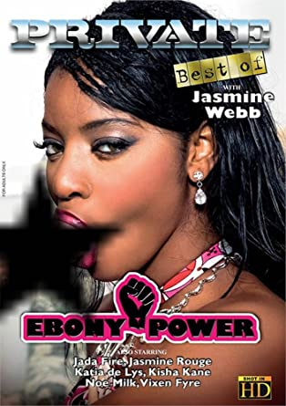 Ebony Power Hd Private Best Of Amazon Co Uk Jasmine Webb Dvd Blu Ray