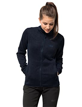 Reliably Jack Wolfskin Grey Women's Caribou Jacket Asylum
