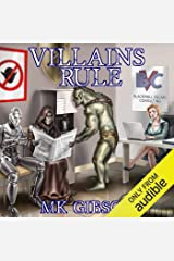 Villains Rule: The Shadow Master, Book 1 Audible Audiobook