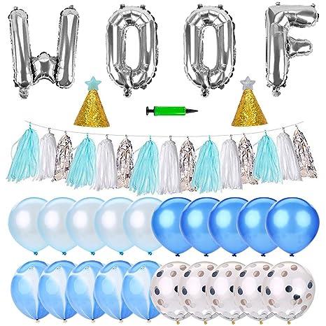 FunPa Set de decoración de cumpleaños para Mascotas ...