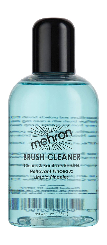 Mehron Liquid Brush Cleaner (4.5 oz) 300