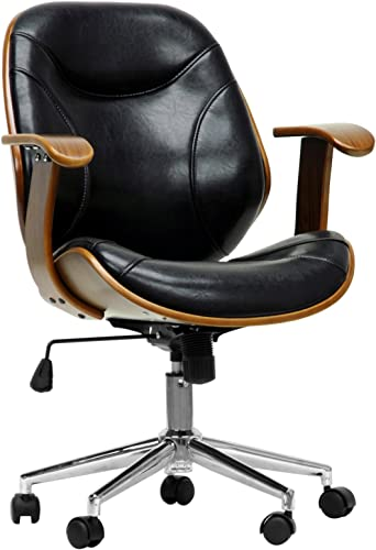 Baxton Studio Rathburn Modern Office Chair