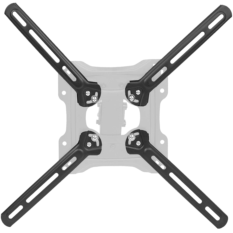 VIVO Steel VESA Mount Adapter Plate Brackets for LCD Screens   Conversion Kit for VESA 400x400mm (MOUNT-AD4X4)