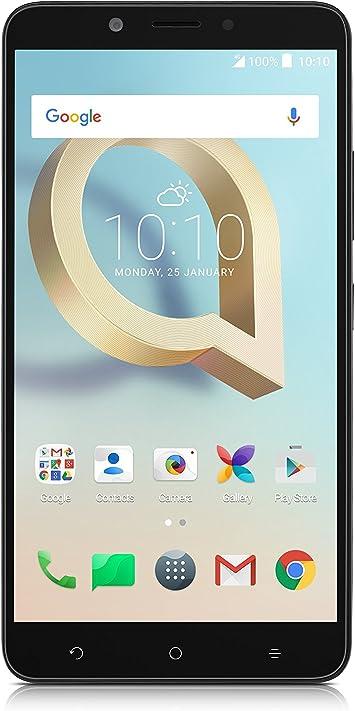 Alcatel 7071D-2AALWE1 - Smartphone A7 XL (32 GB de Memoria, Android), Color Negro Metalizado: Amazon.es: Electrónica