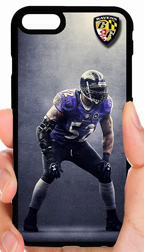 599253d79022 Lewis 52 Ravens Linebacker LB Defensive Football Player Phone Case Cover -  Select Model (Galaxy