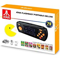 Console Atari Flashback Portable Deluxe Com 70 Jogos