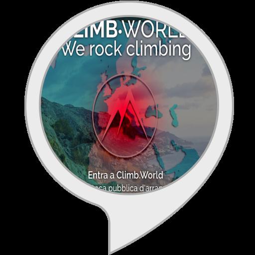 CLIMB●WORLD We rock climbing