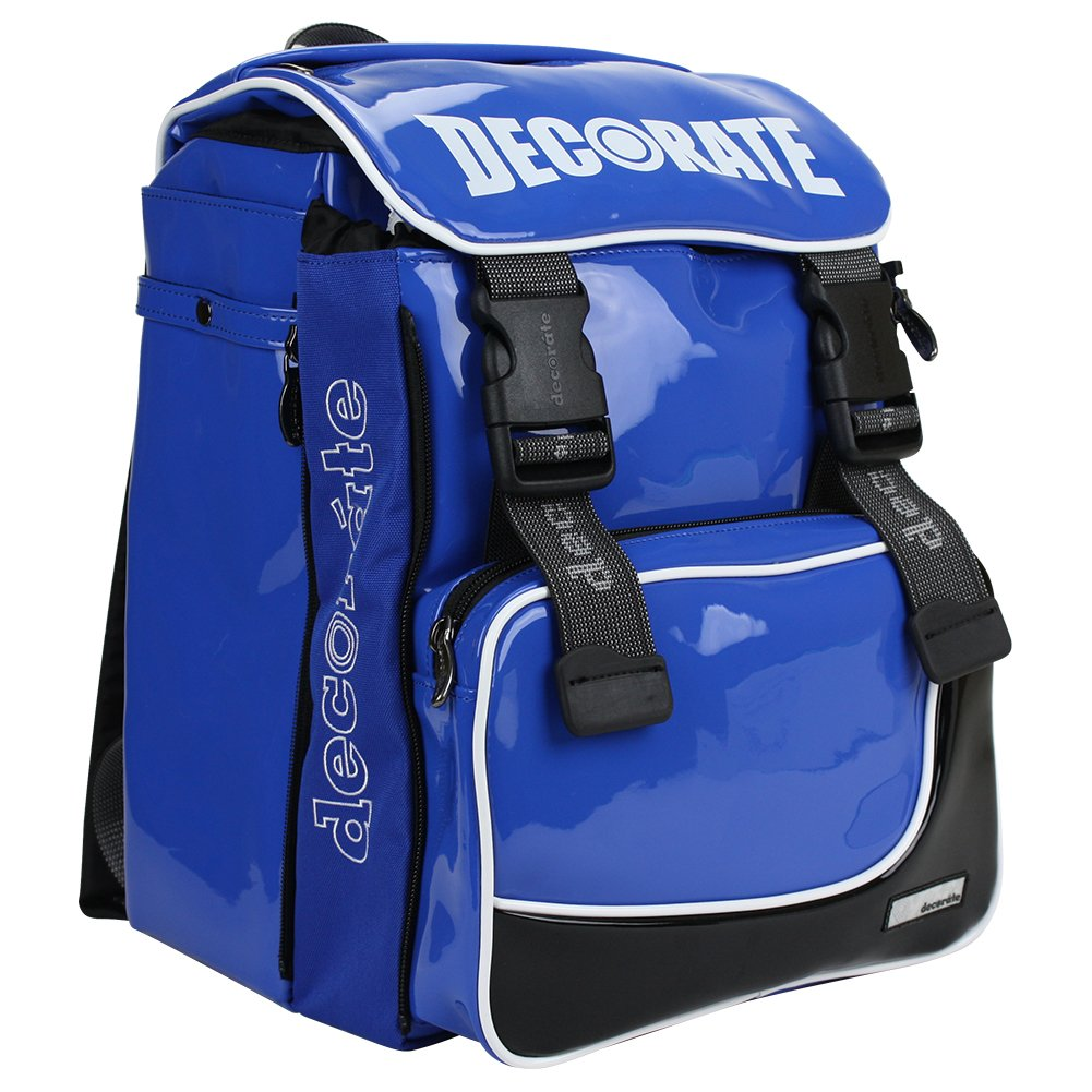 decorate(デコレート) キッズ リュックサック Battack(バタック) DMS-064 Lサイズ ブルー B0778NZL59  L