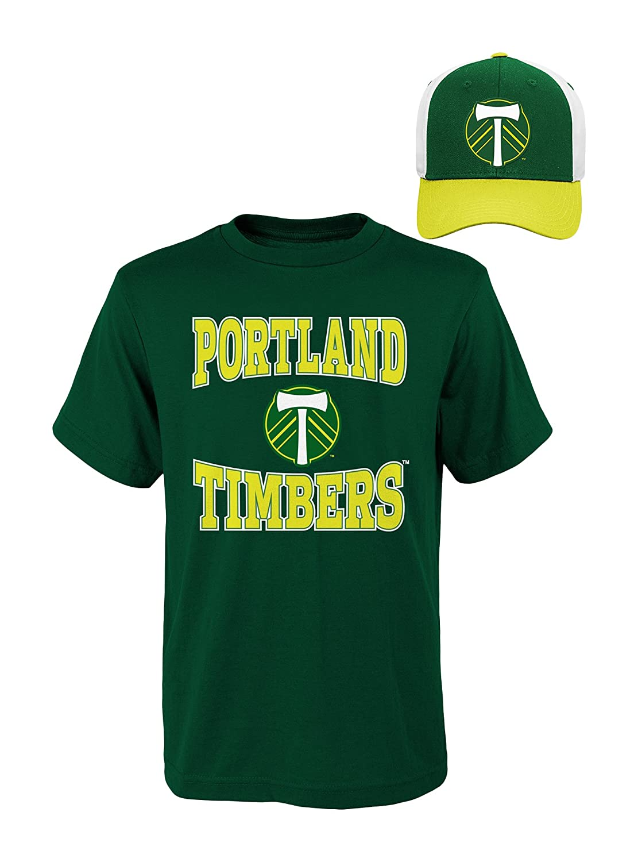 憧れの MLS MLS Youthボーイズ半袖Tシャツと帽子セット L(14-16) グリーン B01M15QW4S B01M15QW4S, 忍者の里の伊賀流忍者店:24e6803d --- a0267596.xsph.ru