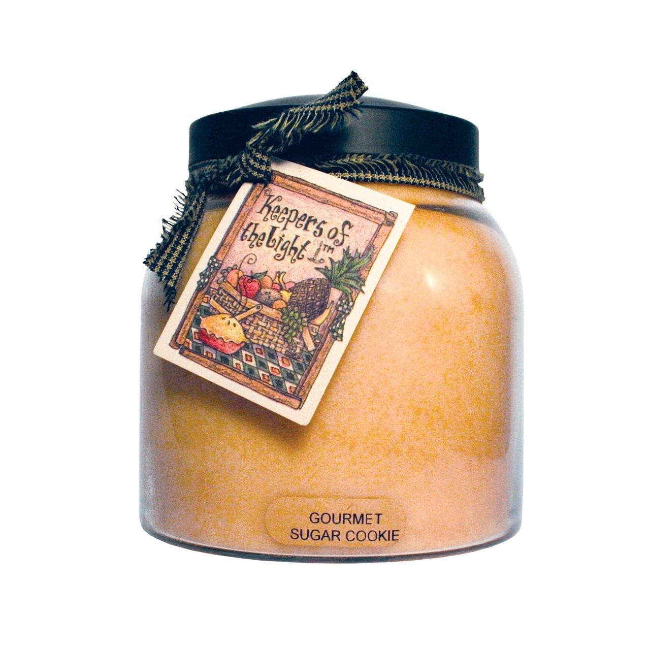 A Cheerful Giver A Gourmet Sugar Cookie 34 oz. Papa Jar Candle, 34oz