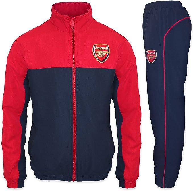 Arsenal FC - Chándal oficial para hombre - Chaqueta y pantalón ...