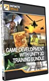 Learning Game Development With Unity 3D Training Bundle - Training DVD