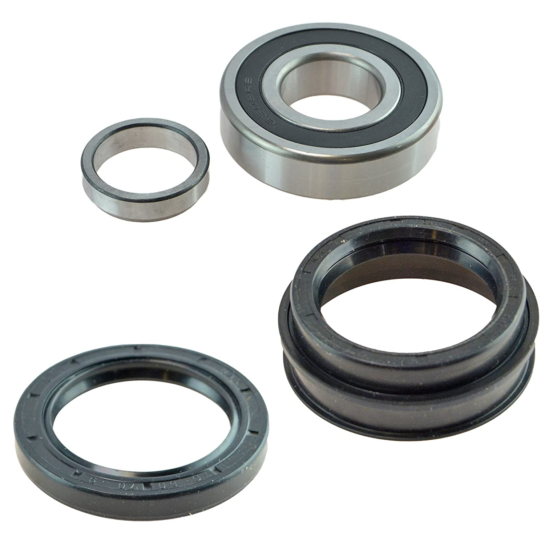 amazon com rear wheel bearing \u0026 seal kit lh or rh side for toyotaamazon com rear wheel bearing \u0026 seal kit lh or rh side for toyota 4runner t100 tacoma automotive