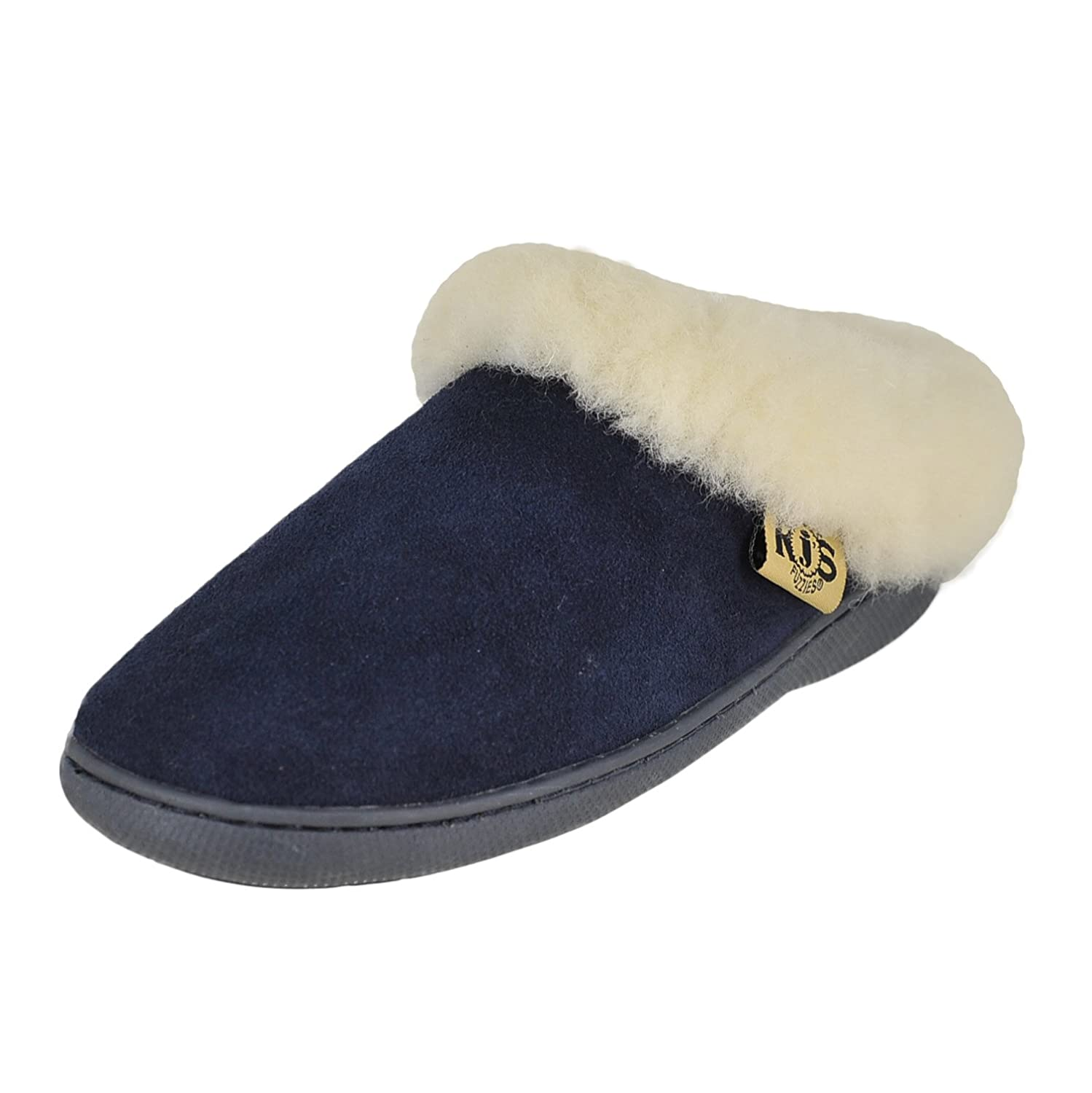 Cloud Nine Sheepskin Women's Sunrise Scuff Slipper