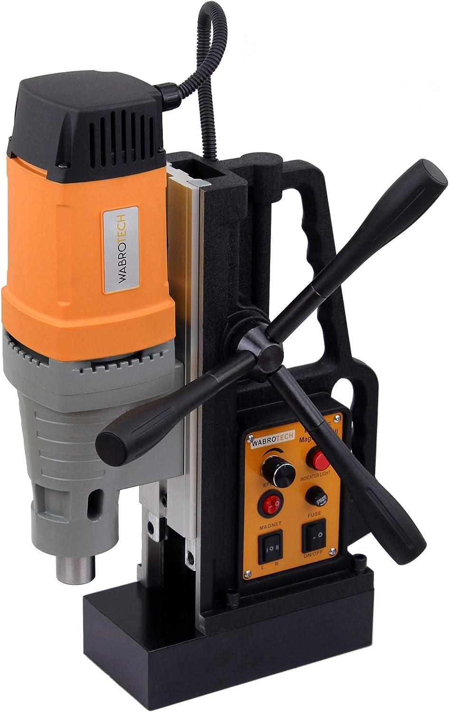 SCY-2300E Lot de 1 perceuse magn/étique avec syst/ème de per/çage /à c/œur magn/étique 1500 W FI 50 mm