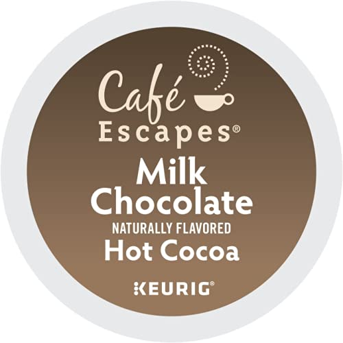 Keurig Cafe Escapes Milk Chocolate Hot Cocoa Calories