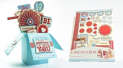 Tarjetas de 3 en 1 Pack Amazing Tarjeta de regalo en la caja para cumpleaños, boda, de felicitación para siempre Amor, San Valentín (boda, amor): Amazon.es: Oficina y papelería