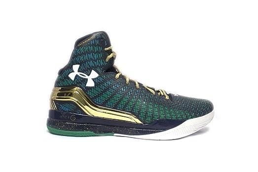 Under Armour TB ClutchFit Drive 3 Low Men\u0027s Basketball Shoe (12.5, Kelly  Green/