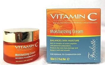 Vitamin C Moisturizing Cream by Frulatte